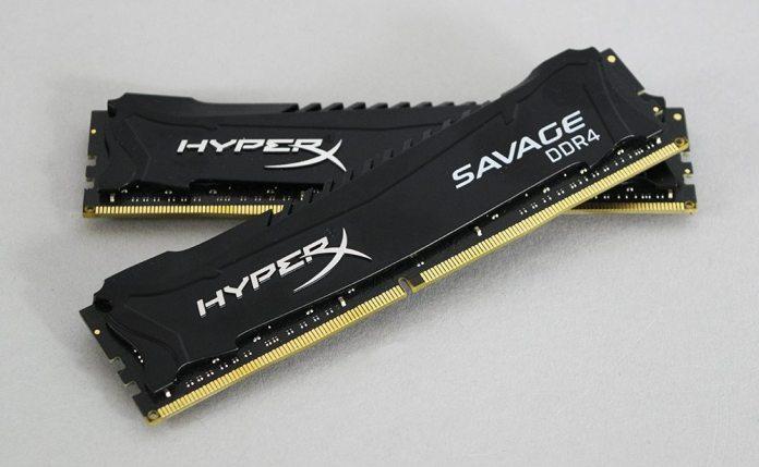 HyperX Savage 2800MHz Review 1
