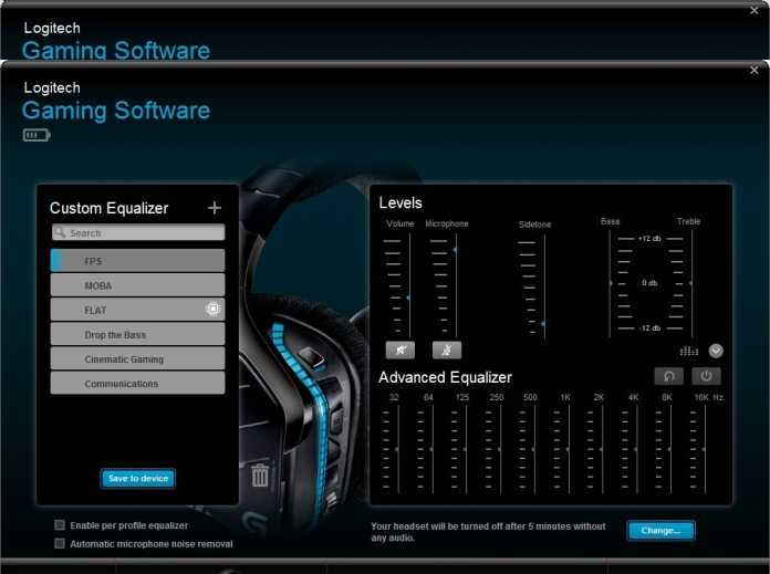 Logitech Gaming Software 4