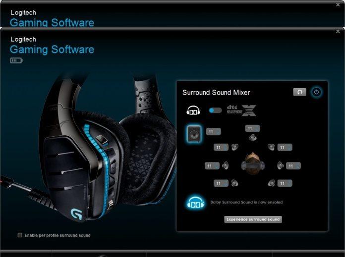 Logitech Gaming Software 5