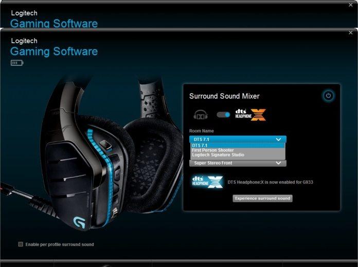 Logitech Gaming Software 6