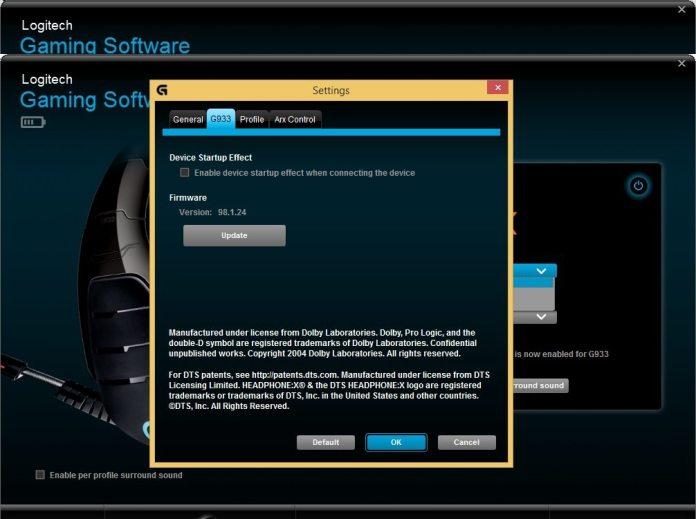 Logitech Gaming Software 7