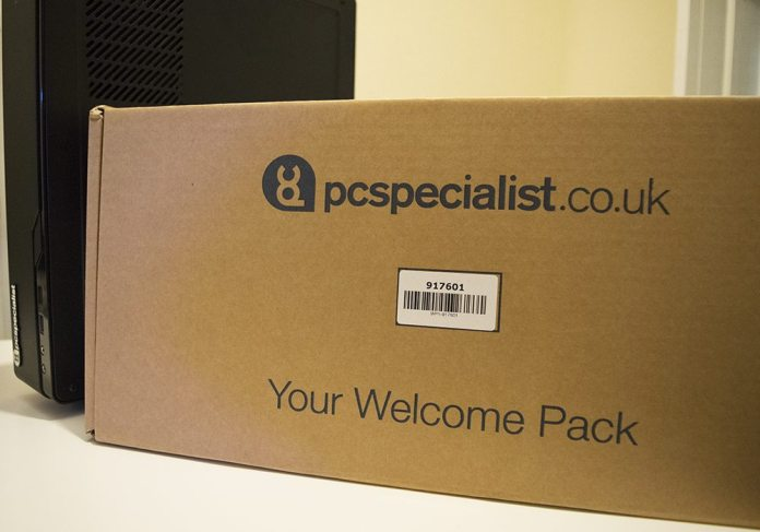 PC Specialist System 1