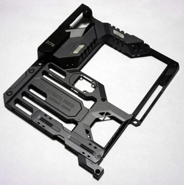 Image showing: ASUS Sabertooth Z170 Mark 1 - Front Shield