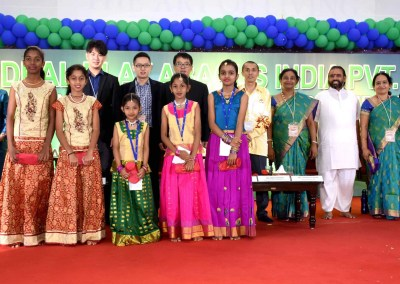 NATIONAL LEVEL COMPETITION – 2019