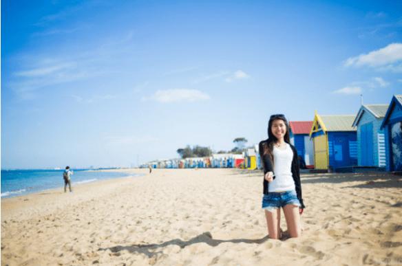 巨匠美語評價-台灣女孩澳洲打工漫活 收穫滿滿