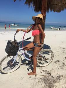 renta de bicis playa del carmen