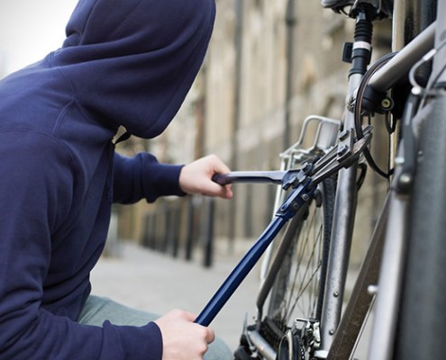 bike theft in Playa Del carmen