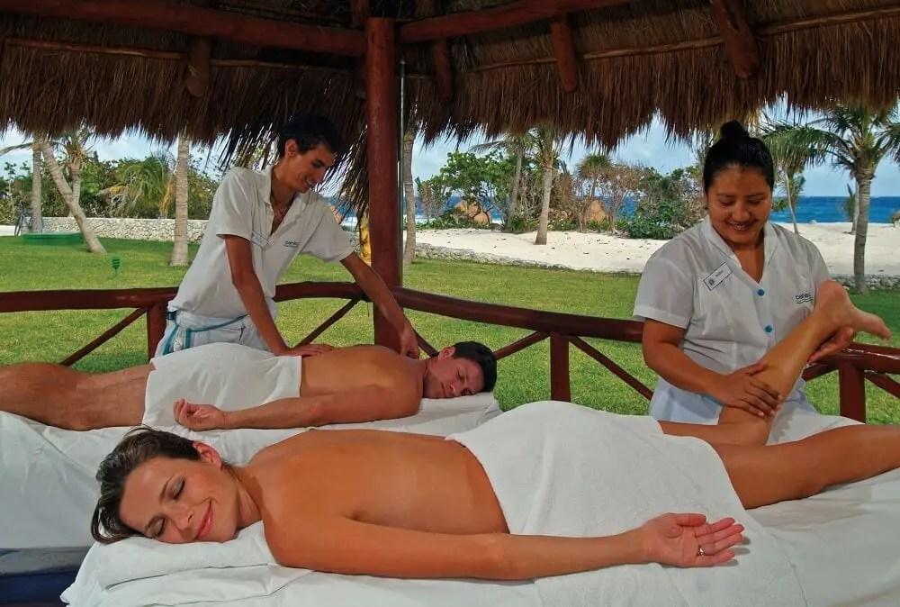 Massage in Akumal
