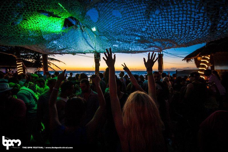 BPM Festival Playa del Carmen events