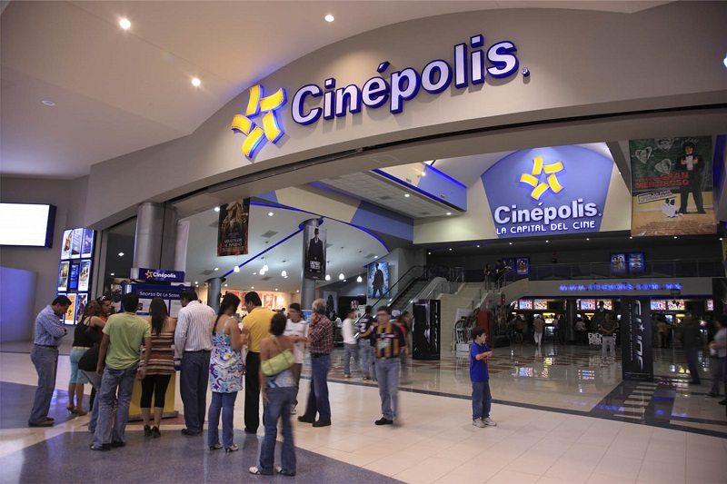Cinepolis fachada