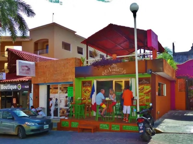 places to eat in playa del carmen
