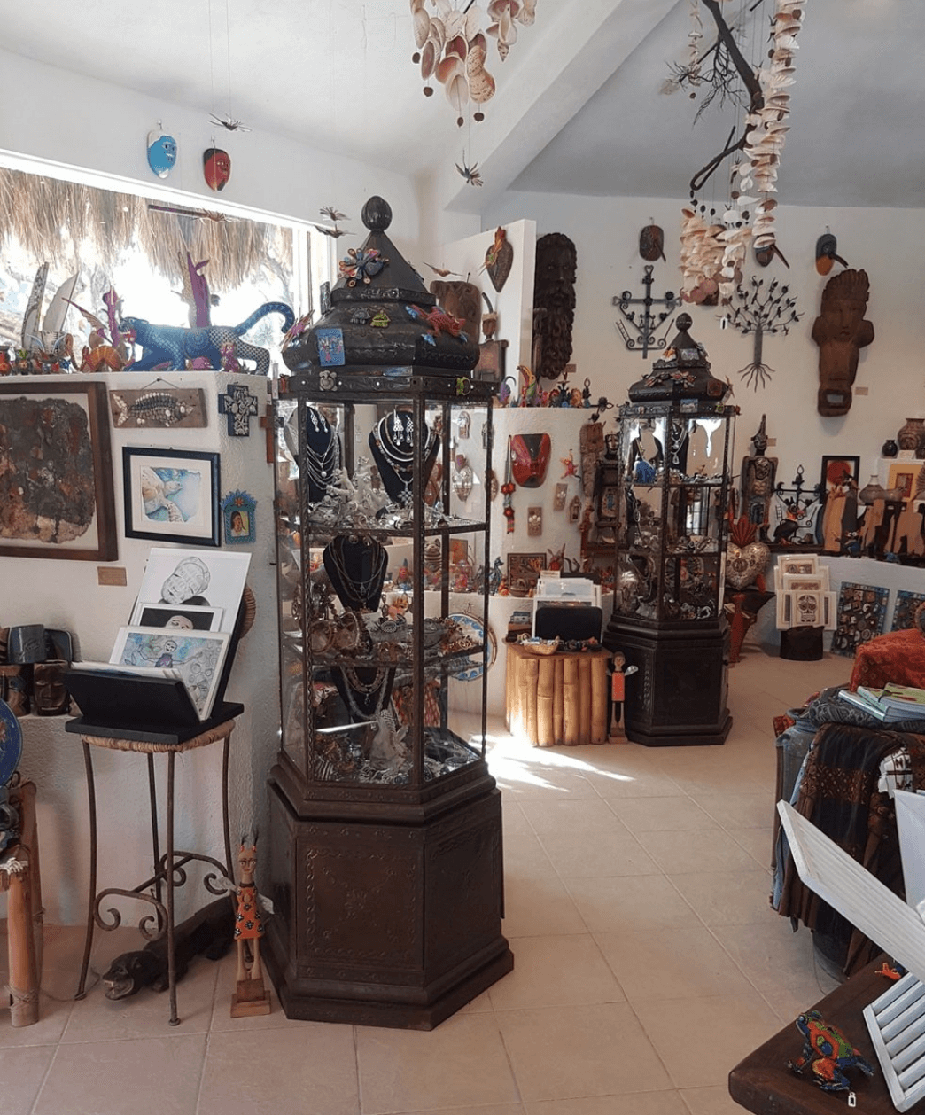 shops in Akumal