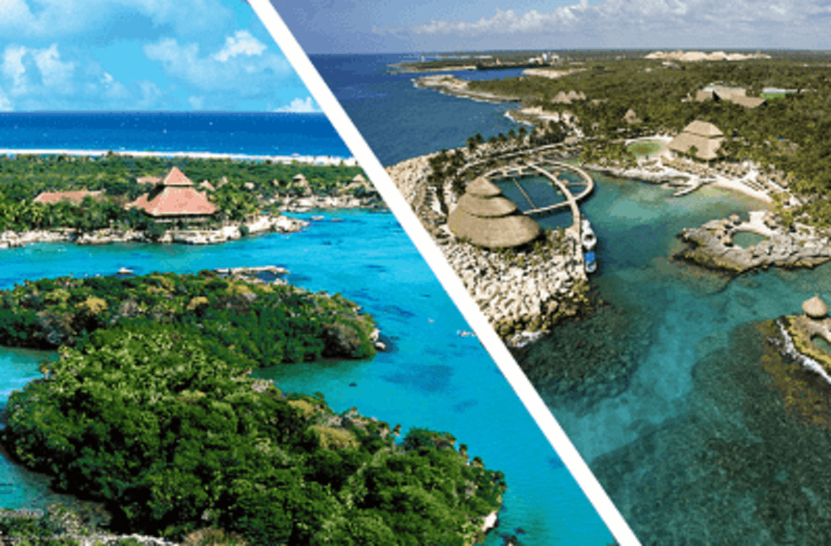 Xel-Ha VS Xcaret: What's the Difference? Our Honest Review (2018)