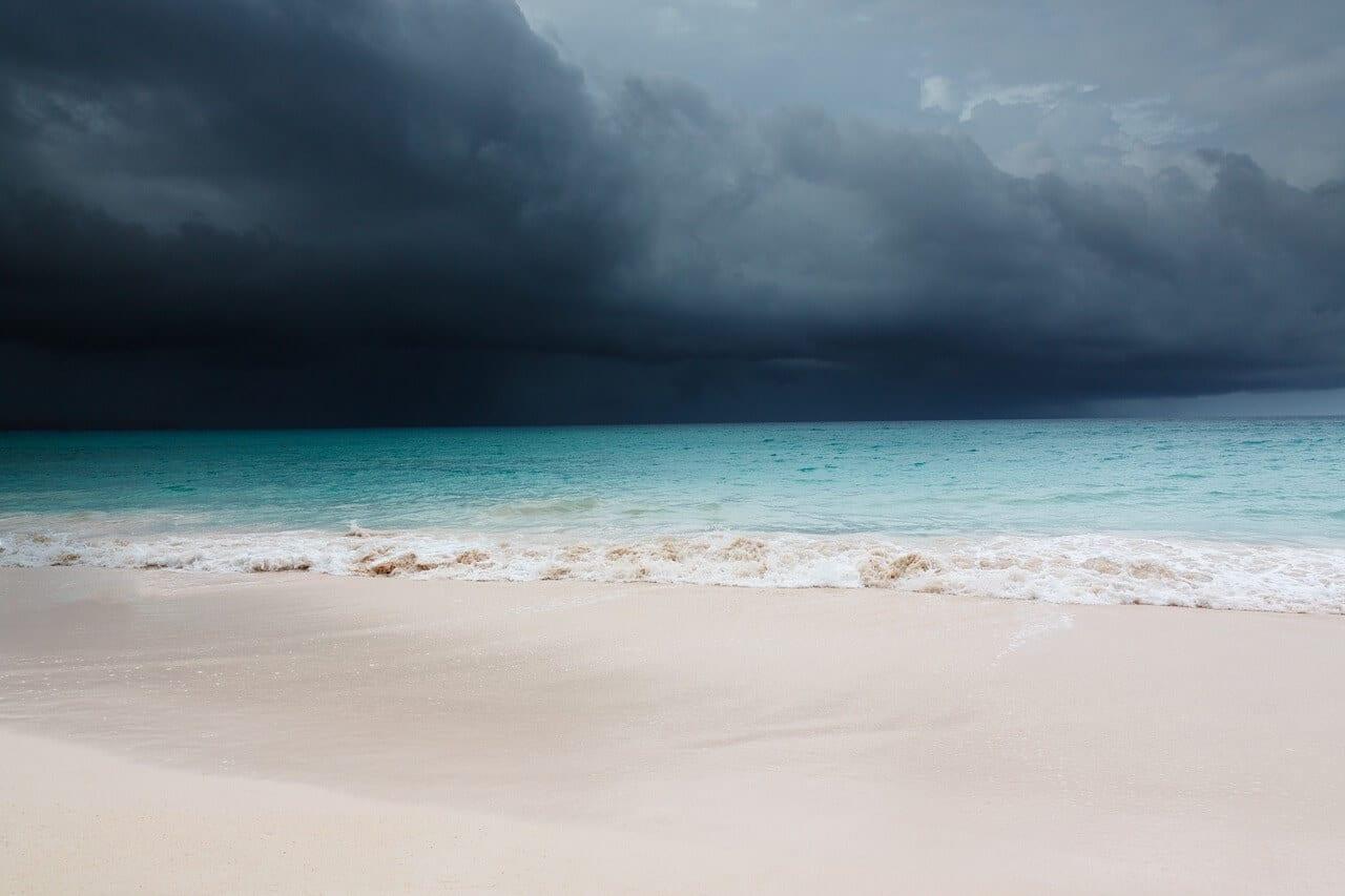 rain in the riviera maya