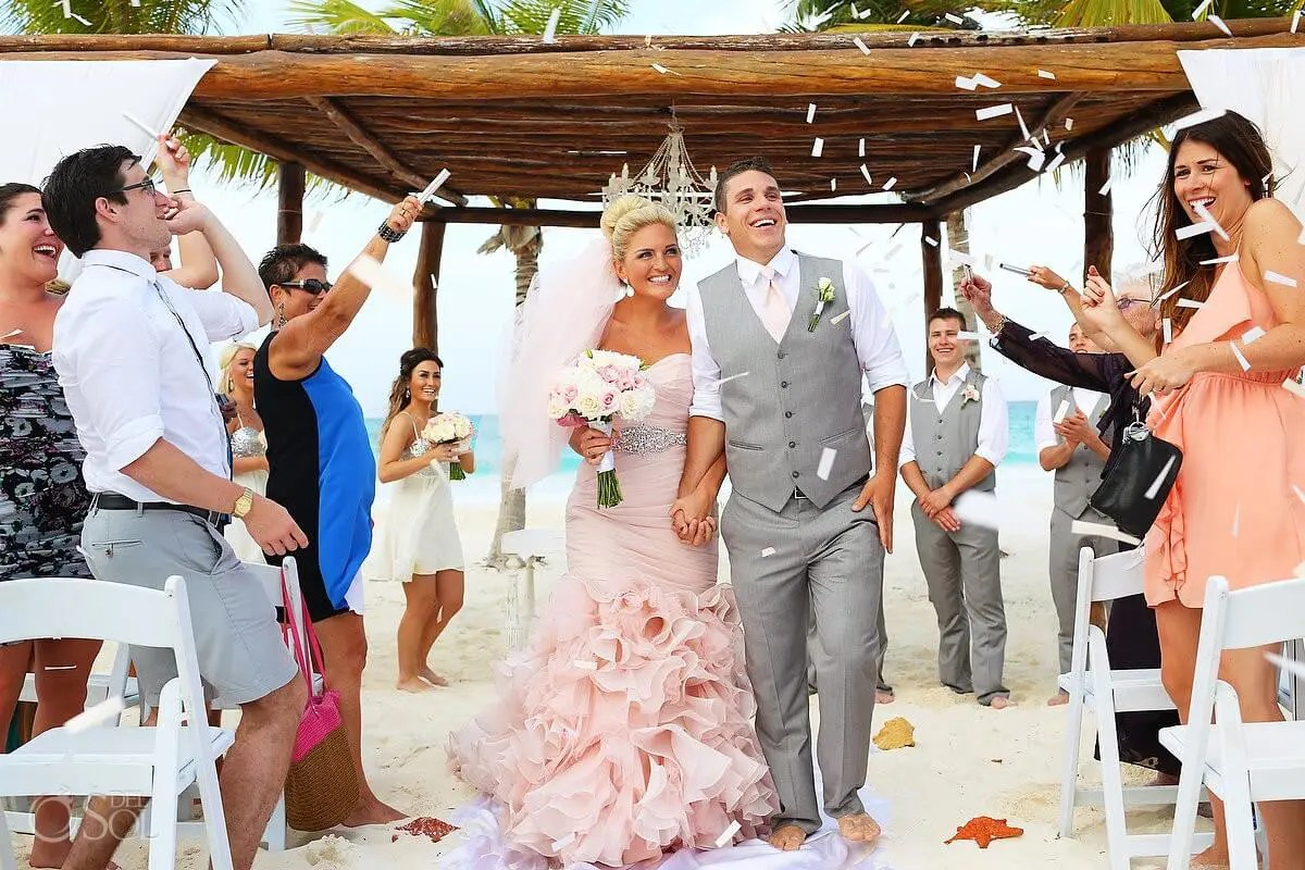 Your ultimate guide to destination weddings in mexico 2018 how to plan your destination wedding in mexico junglespirit Choice Image