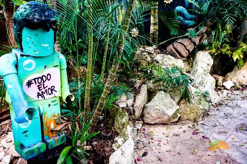 El Jardin de Todas Playa del Carmen Mexico