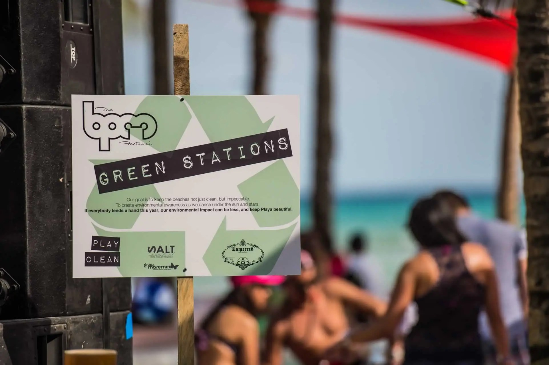 BPM green stations