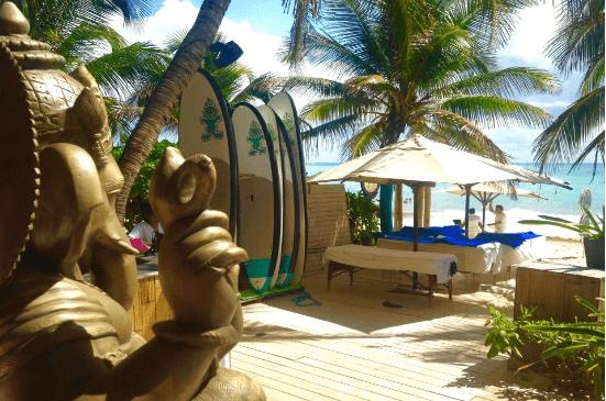Inti Beach Club Aloha Paddle
