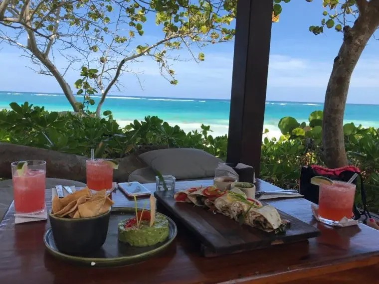 Places to eat tulum