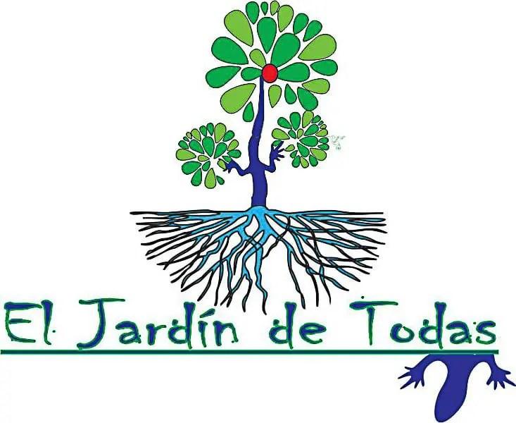 El Jardin de todas logo