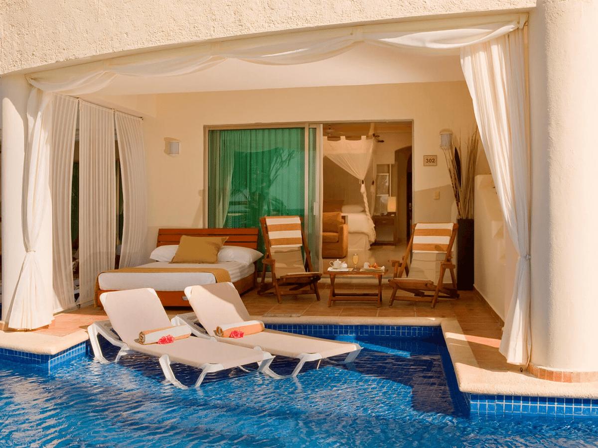 10 Best All Inclusives In Playa Del Carmen Swim Up Rooms