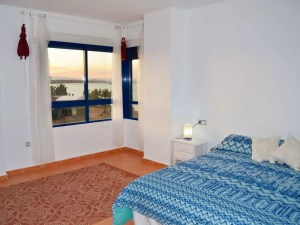 Habitación principal con vistas preciosas