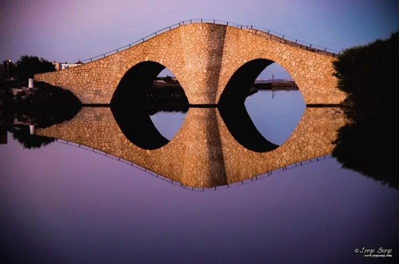 Puente de la Risa in La Manga