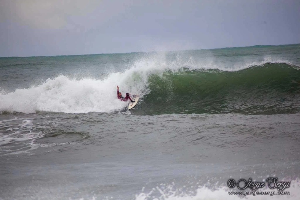 Surfing the Mediterranean