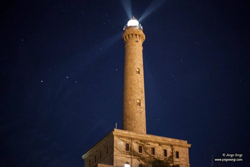 Faro - Cabo de Palos - lighthouse