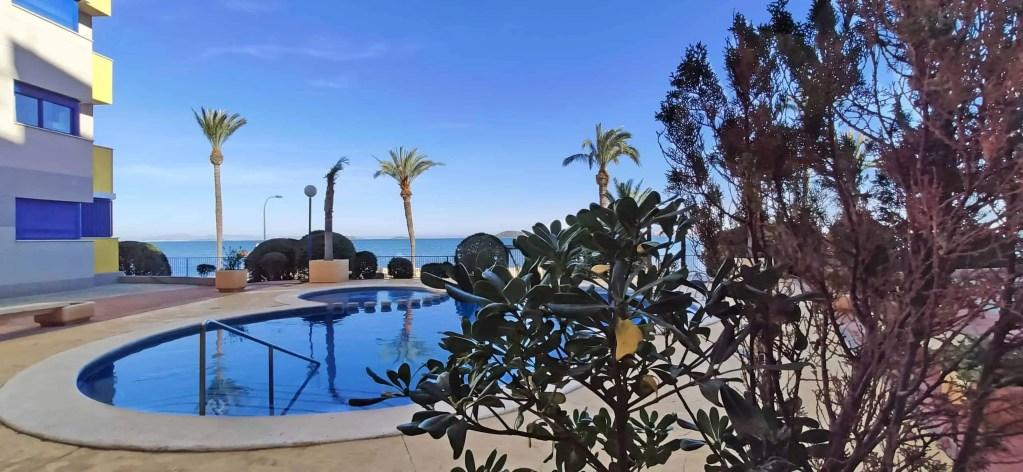 Belleza para disfrutar - zona de piscina Verdemar 2
