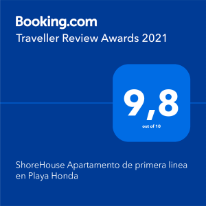 Booking.cpm Traveller Review Award ShoreHouse Playa Honda