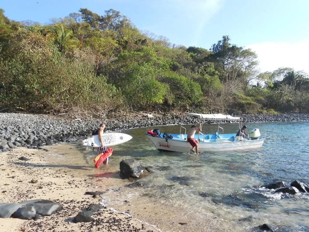 Boat Ride to Chacala, Nayarit