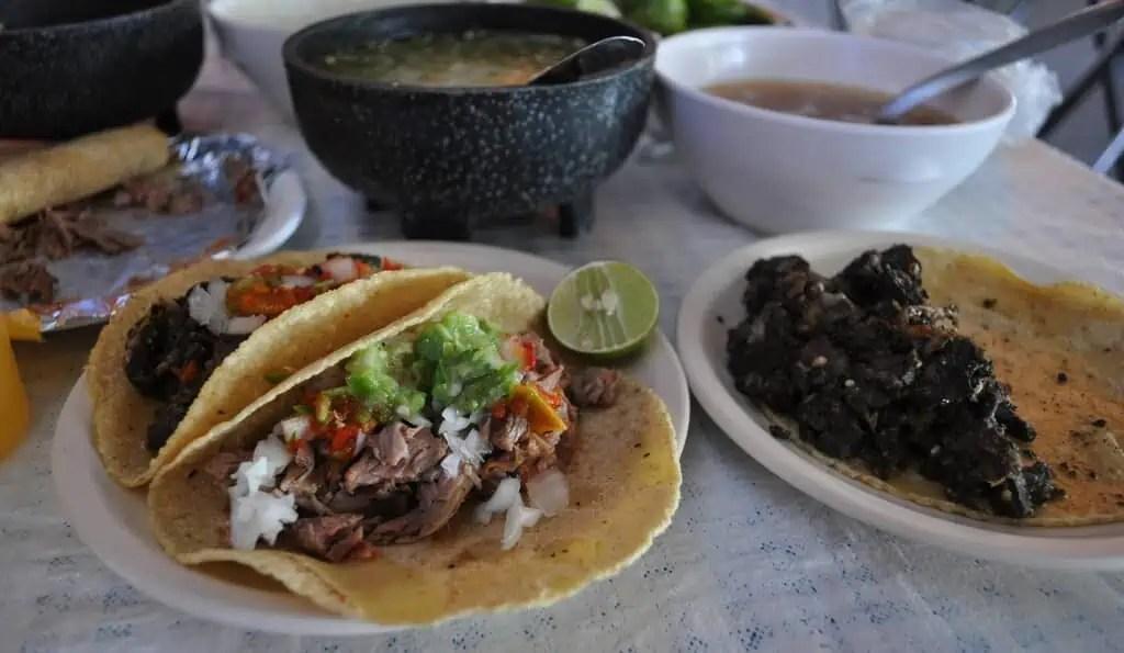 Gamero Tacos de Barbacoa Hidalgo style