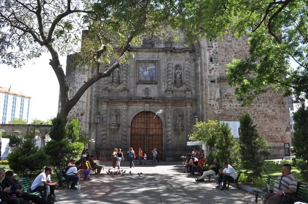 Templo de San Francisco de Asís, Guadalajara, Jalisco, Mexico