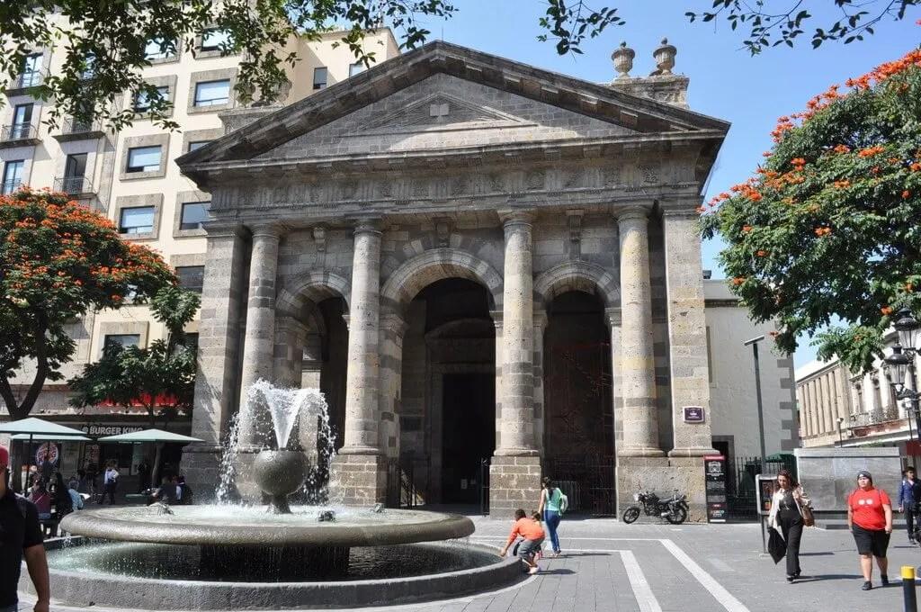 Biblioteca Iberoamericana Octavio Paz, Guadalajara, Jalisco, Mexico