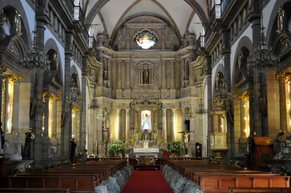 Templo de San Agustín, Guadalajara, Jalisco, Mexico