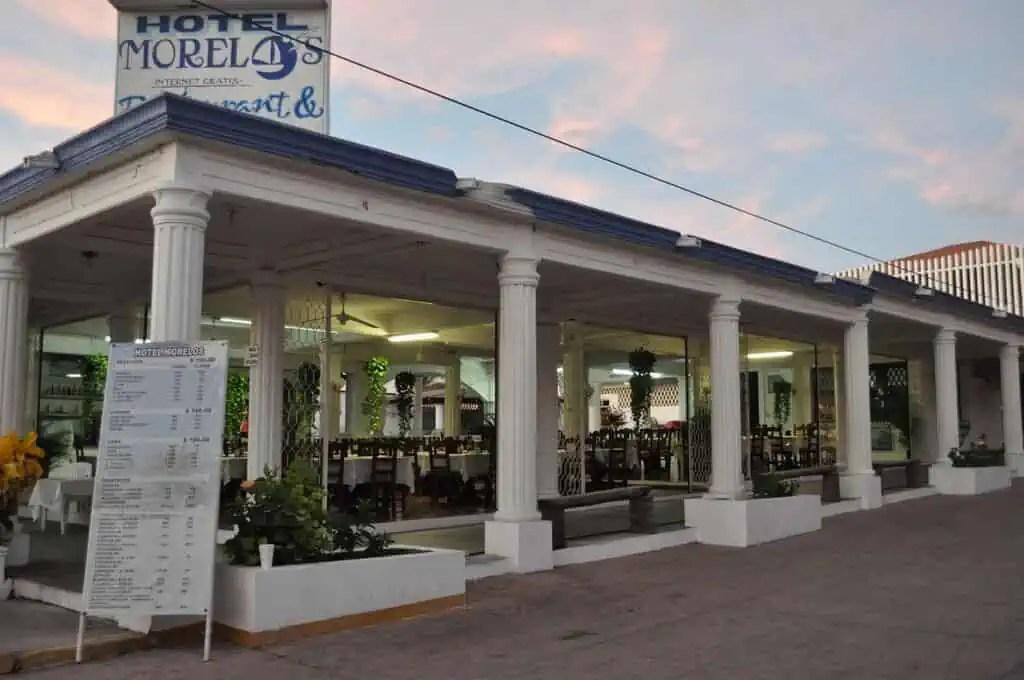 Hotel Morales, Cuyutlan, Colima