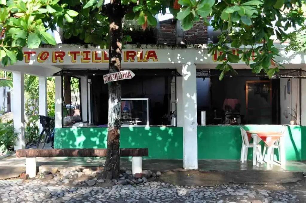 Cuyutlán Tortilla Shop