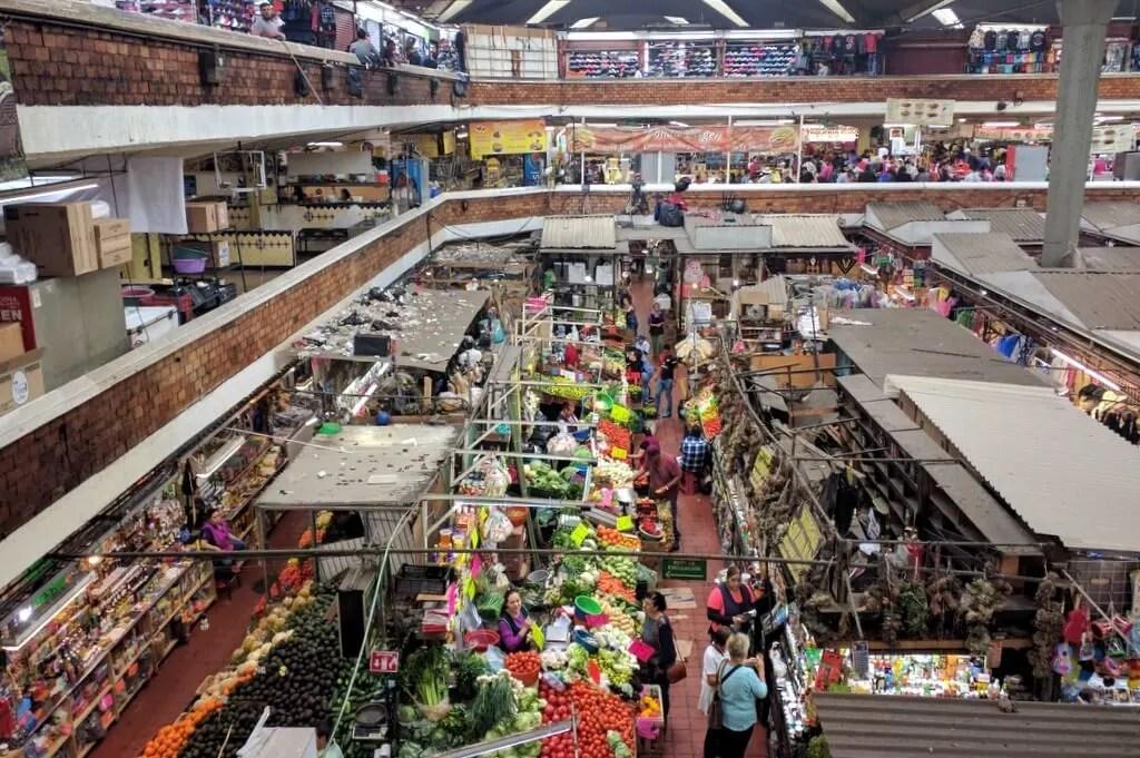Mercado San Juan de Dios, Guadalajara