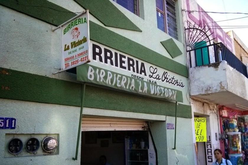 Birriería la Victoria, Guadalajara