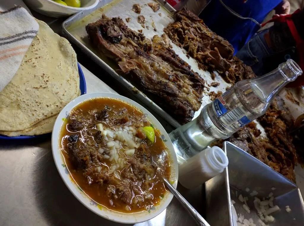 Birriería Aceves, Mercado de Abastos, Guadalajara, Jalisco, Mexico