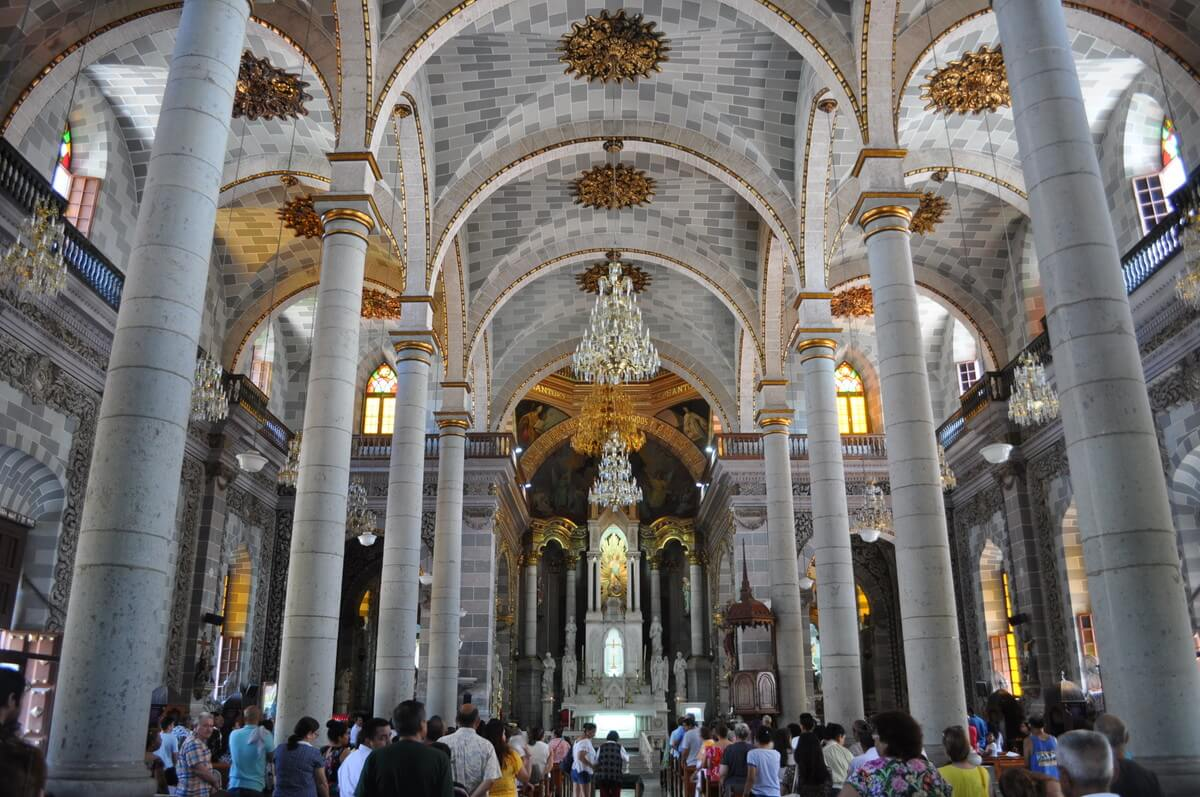 Cathedral Basilica of the Immaculate Conception, Mazatlan