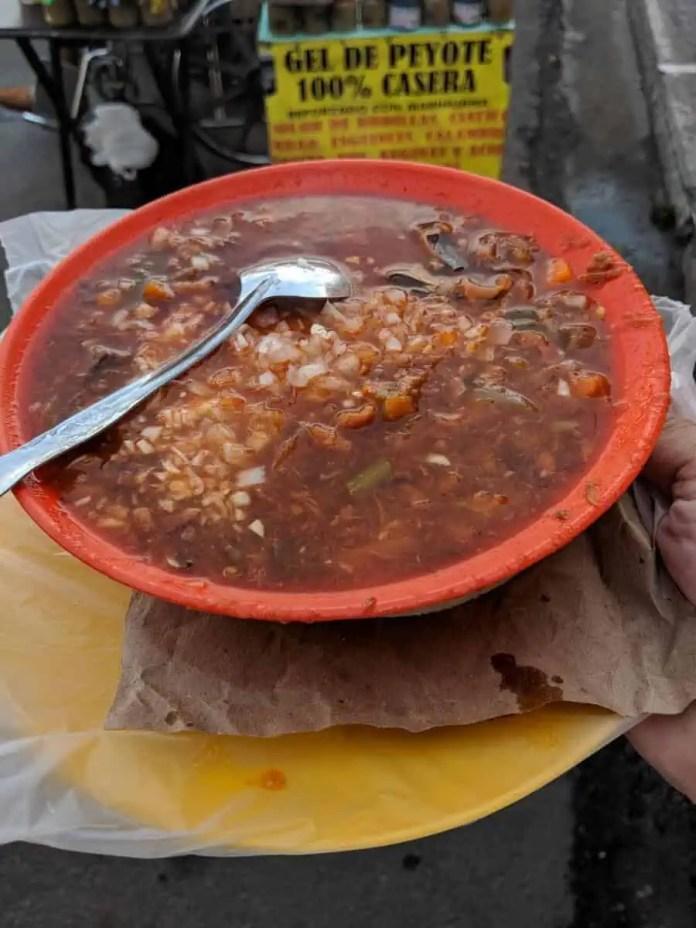 Cahuamanta in Mazatlan