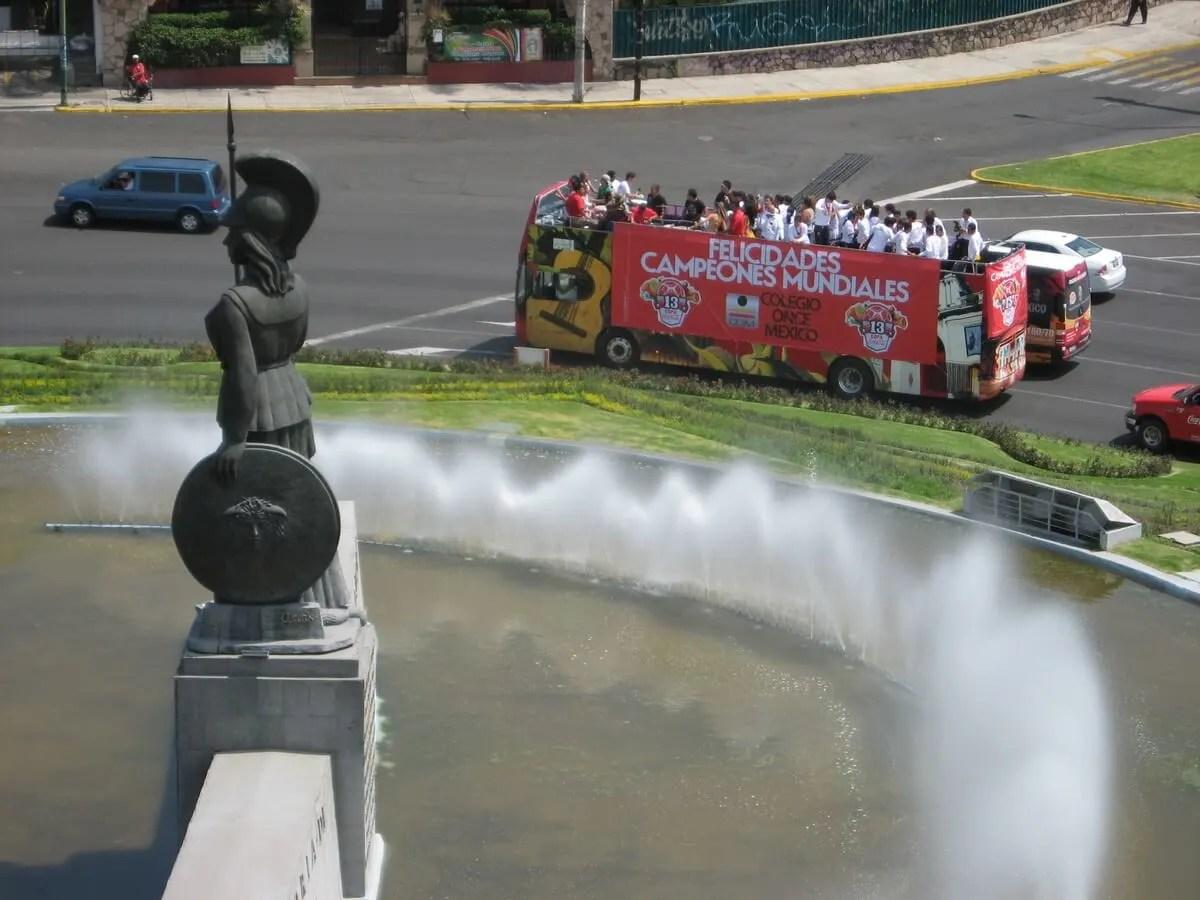 Tapatio Tour Bus