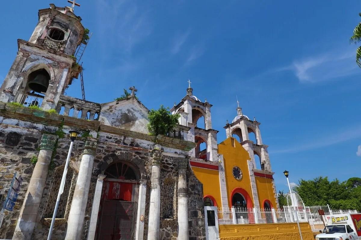 The churches of San Blas Nayarit