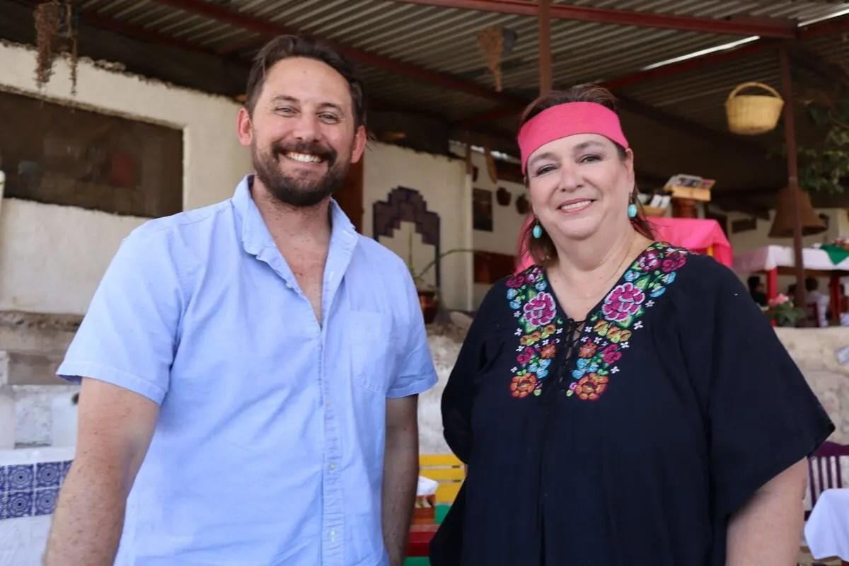 Maru Toledo and Las Mujeres del Maiz
