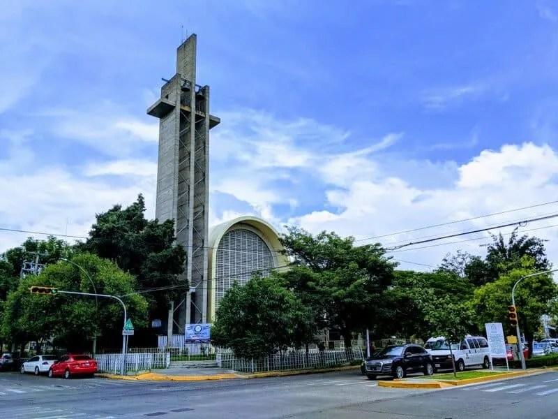 Templo Santa Rita de Casia in Chapalita Guadalajara