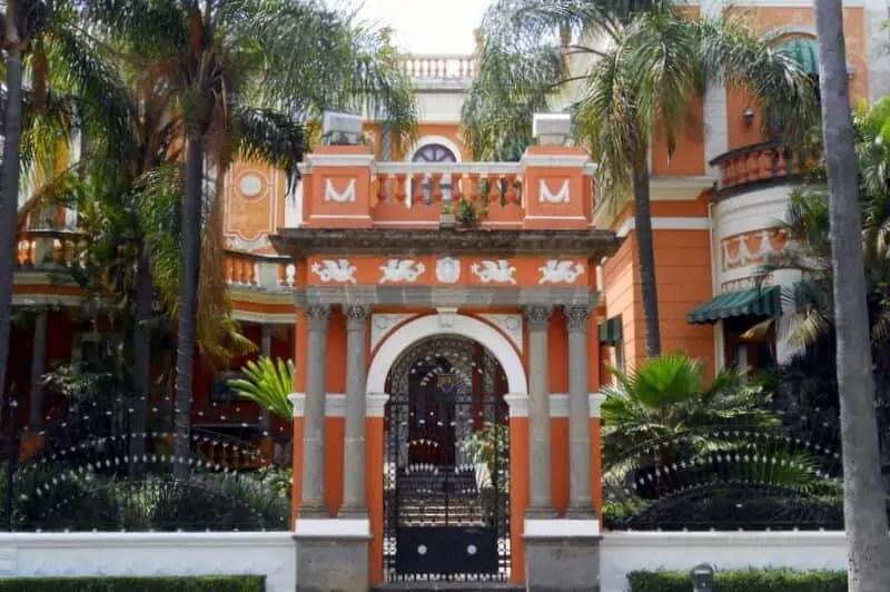 Casa de los Abanicos, Colonia Americana, Guadalajara