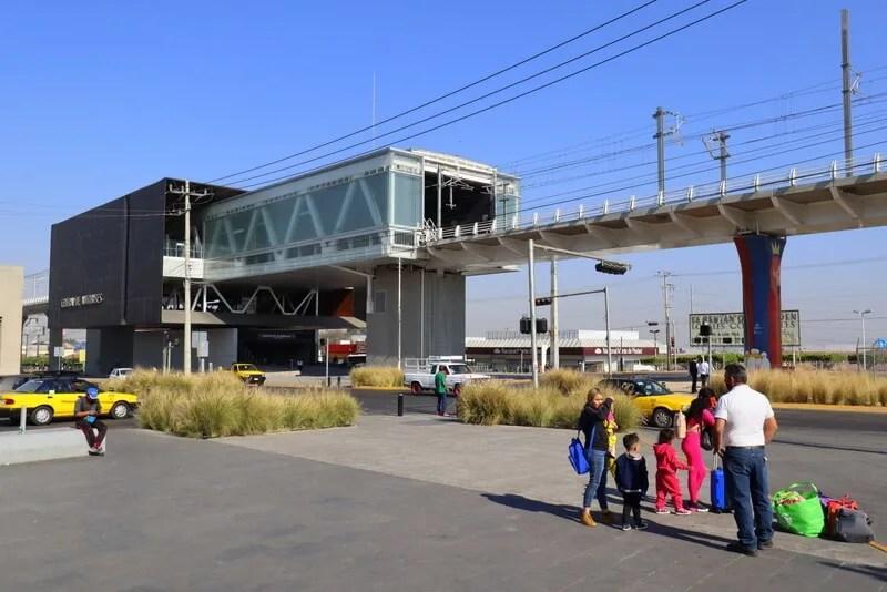 Nueva Central Camionera Guadalajara Metro Station