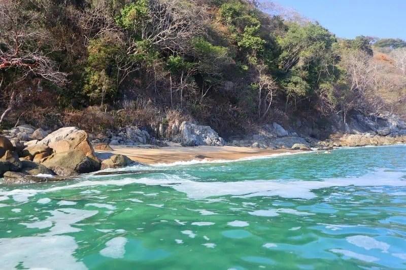 Playa Madagascar is one of the best beaches in Puerto Vallarta